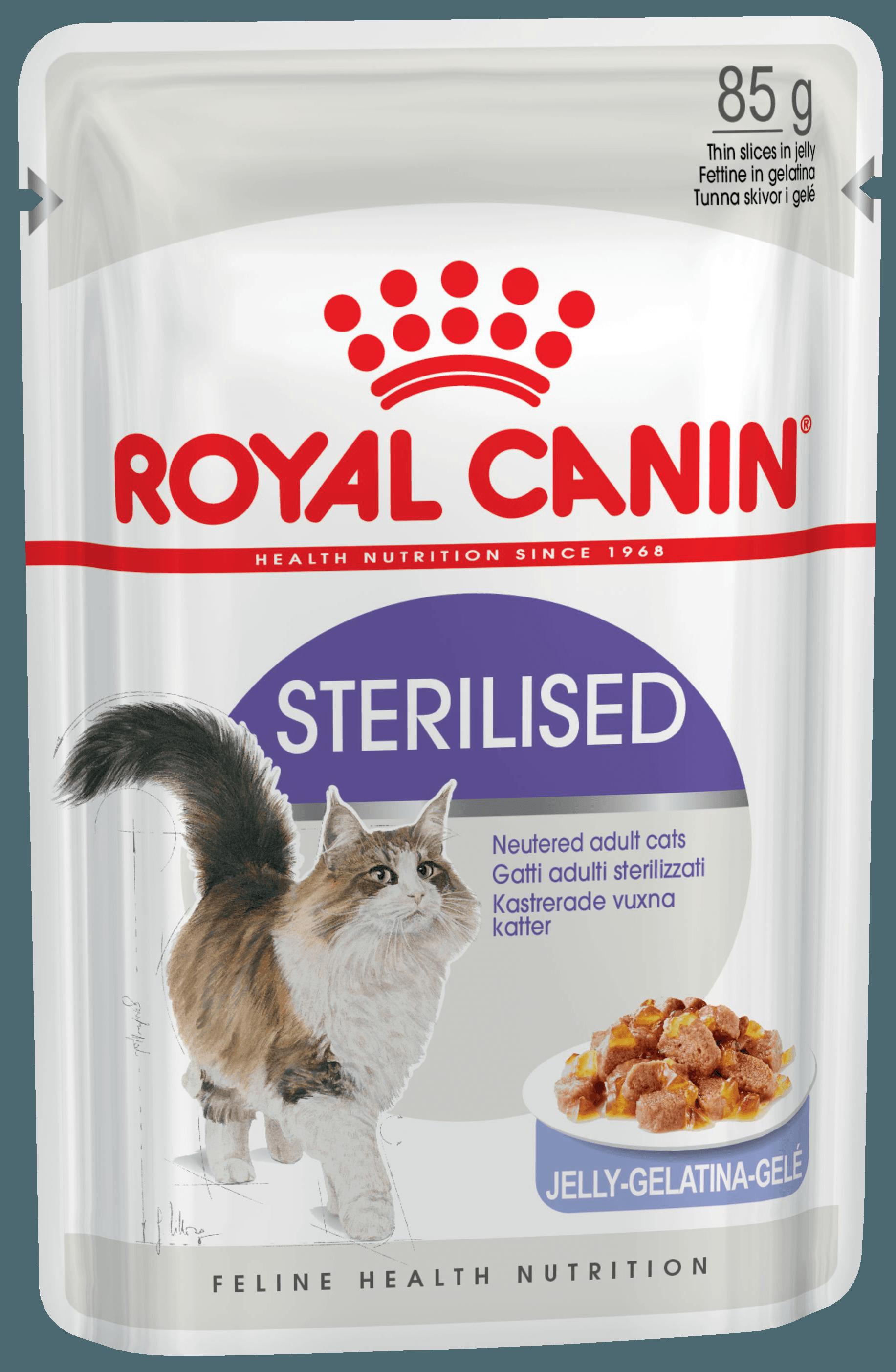 Можно ли коту давать корм для стерилизованных кошек