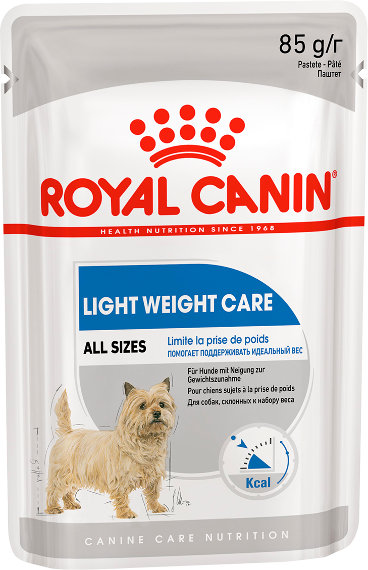 Light Weight Care Pouch Loaf (в паштете)