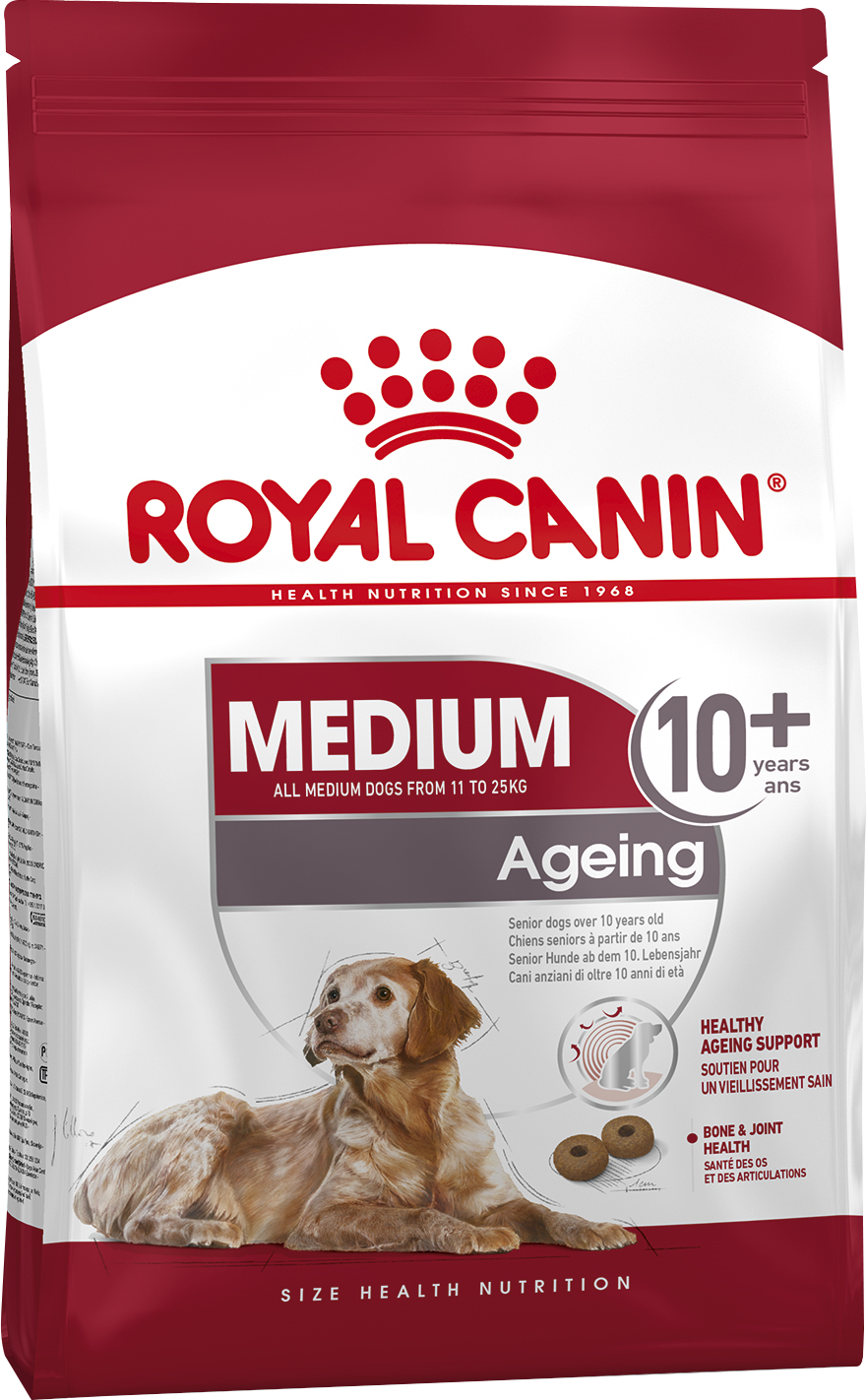 ROYAL CANIN Medium Ageing 10+ - Корм для собак старше 10 лет