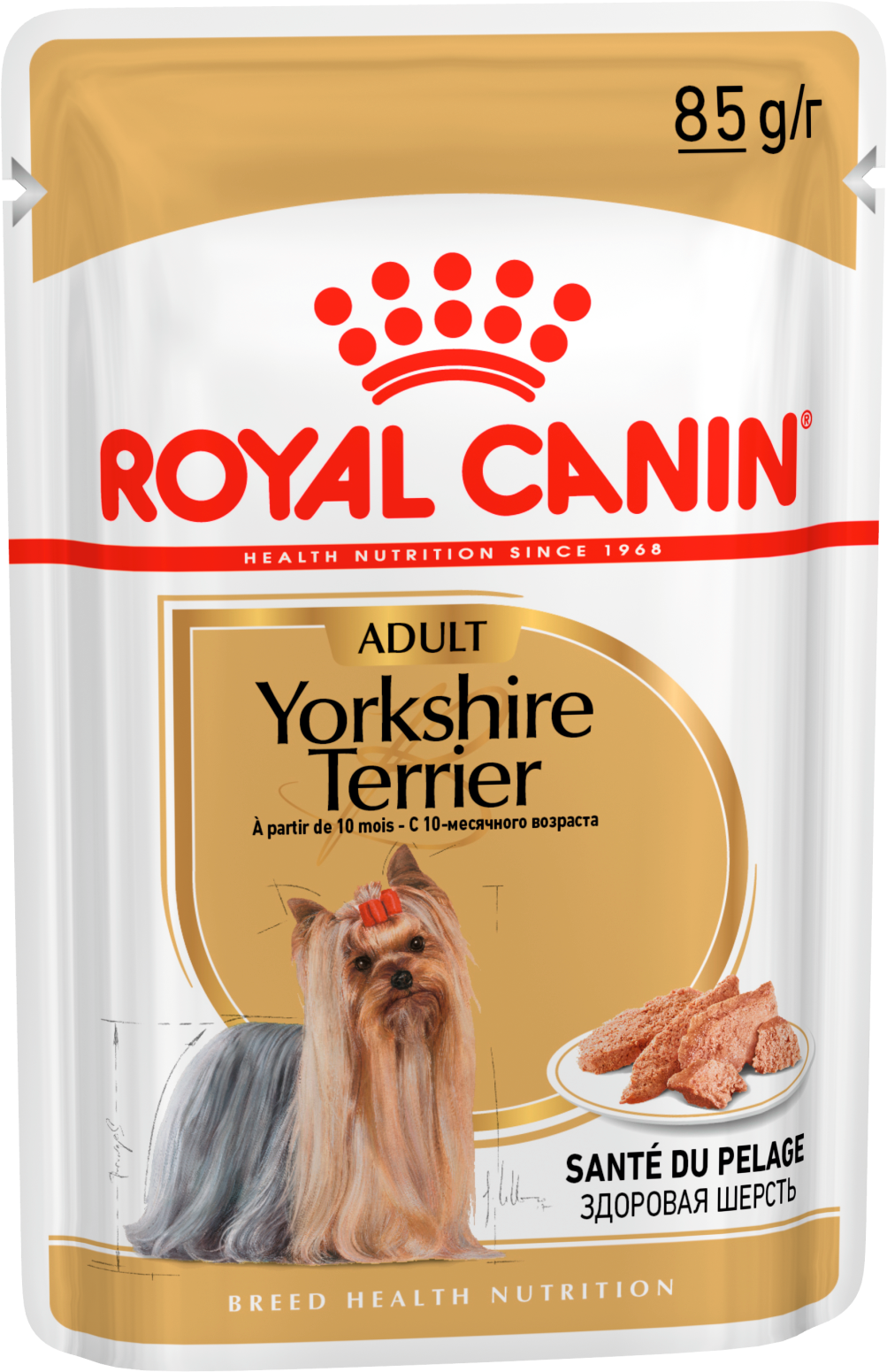 Yorkshire Terrier Adult (паштет)