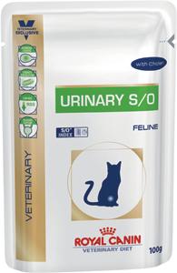 Urinary S/O (пауч, с курицей)