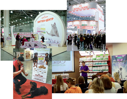 ROYAL CANIN в России