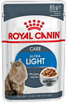 ROYAL CANIN Ultra Light (в соусе)