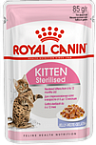 Royal Canin Kitten Sterilised (в желе)