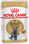 ROYAL CANIN British Shorthair Adult (в соусе)
